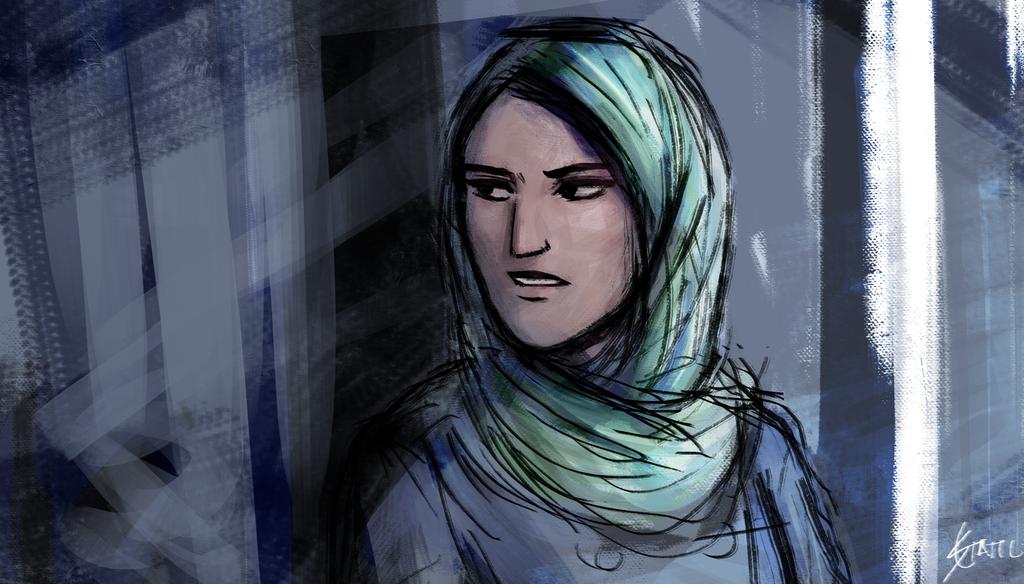 samirah al abbas by staticcolour on deviantart