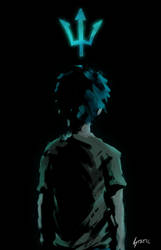 Son of Poseidon by StaticColour