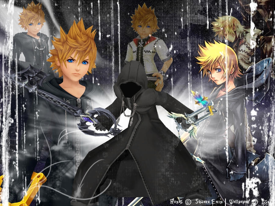 Number XIII Roxas Wallpaper By Chibi Isse On DeviantArt