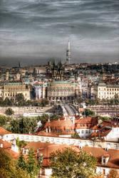 Prague by EllieFragile