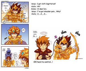Something Seiya Does Not Know by zaionic