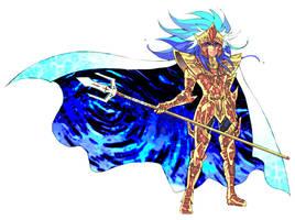 Poseidon Marius by zaionic