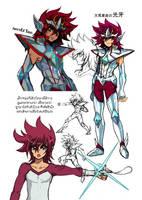 Omega Pegasus Koga by zaionic