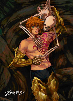 Aiolia Soul of Gold