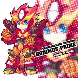 TF-Boy Hot Rodimus