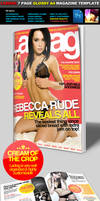 LadRag - A4 Magazine Template by quickandeasy1