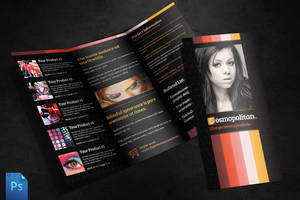 Cosmopolitan Leaflet Template by quickandeasy1
