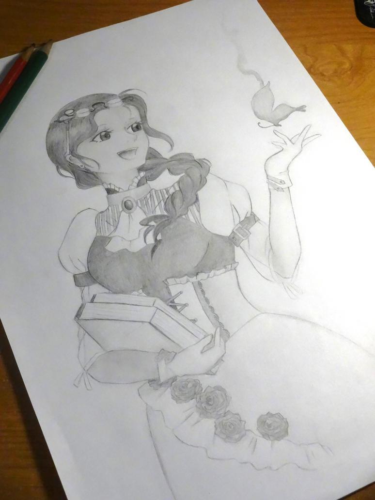 Steampunk Senpai! by SirMimsyPompingdon