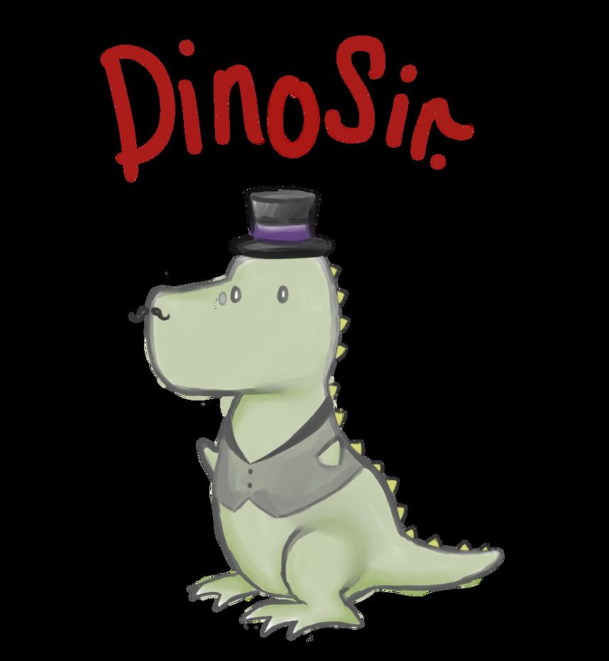Dinosir by SirMimsyPompingdon
