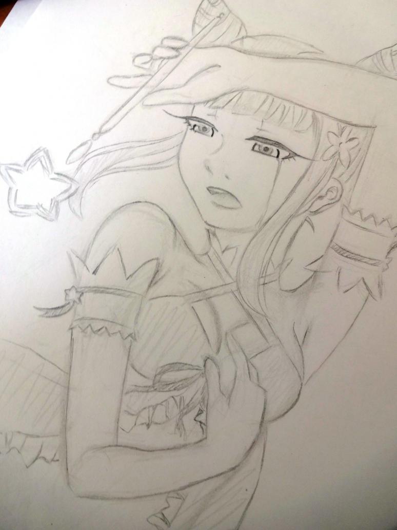 GIRL [Practice sketch] by SirMimsyPompingdon
