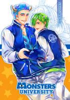 MU : Freshmen by zeenine