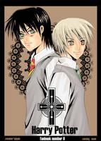 :+:Harry'n Draco full CG cover by zeenine