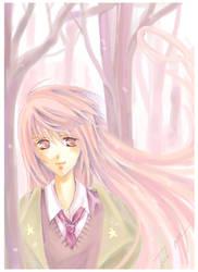::: Y u k i + L Y S ::: by zeenine