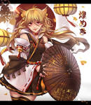 Rin : Kitsune by zeenine