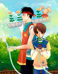 Mori : Haruhi Ouran  Host Club