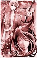 .: S A D + Melody :. by zeenine