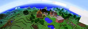 Minecraft Villiage