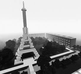 Minecraft Paris