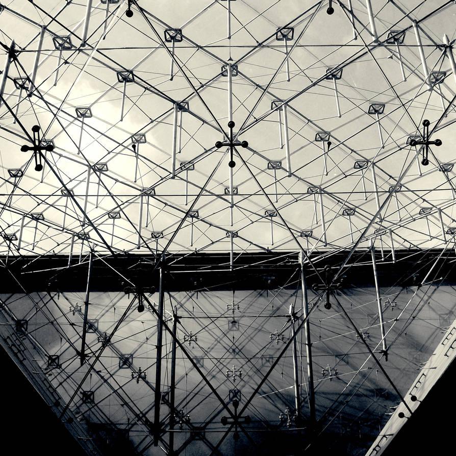 The Inverted Pyramid in Paris