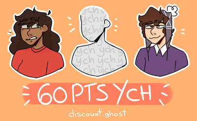 cheap 60 points ych!! (closed) by ghostxce