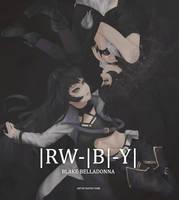 RWBY - Blake Belladonna by DaitouYomi
