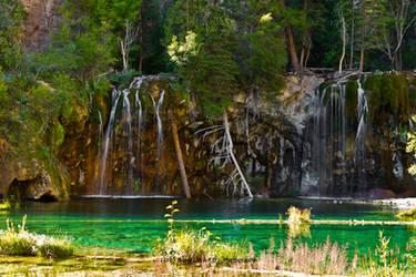 Hanging Lake by JYB-Photography