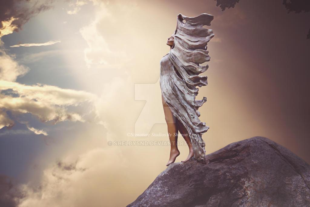 Angel Among Us by shelbysnd