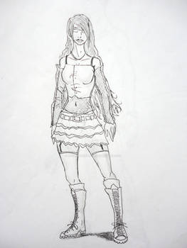 Anny Devil Hunter