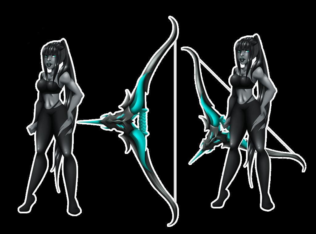 Steven Universe oc: Onyx by Inceadeus