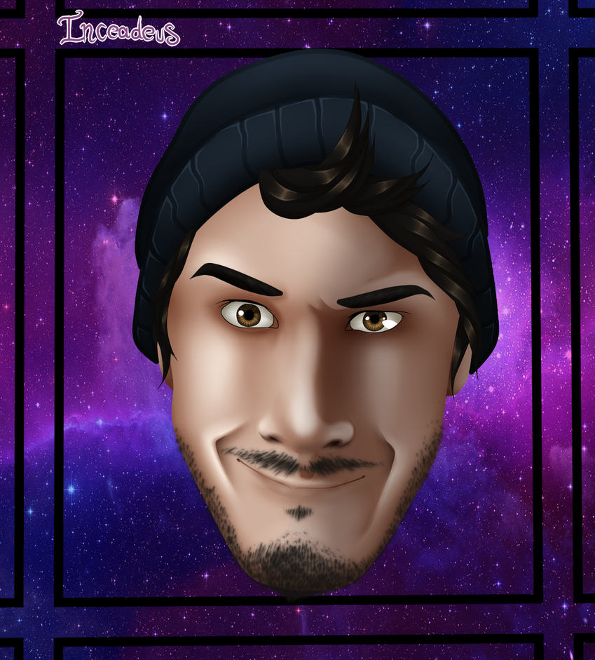 Markiplier Wip by Inceadeus