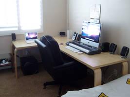 New setup for music composing by EZIK