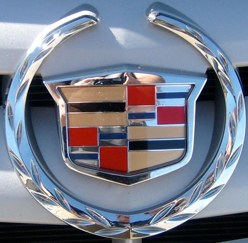 Cadillac Emblem Tattoos