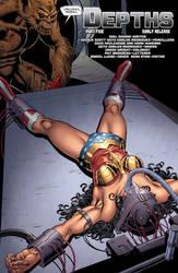 Wonder Woman Peril 1