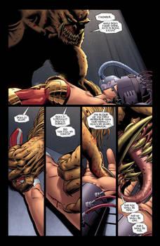 Wonder Woman Peril 2