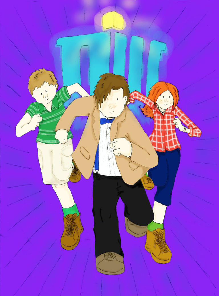 DW series 6 image- coloured by davids-little-star