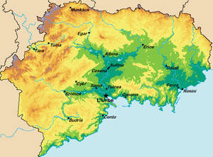 Geographic Features of Lylybium