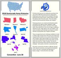 Democratic Party Regional Primaries - Bravura USA