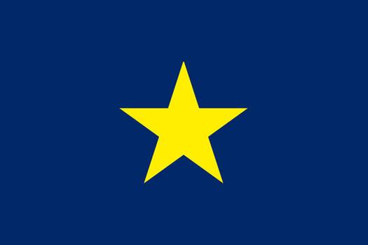 Flag of Jacinto - Bravura USA