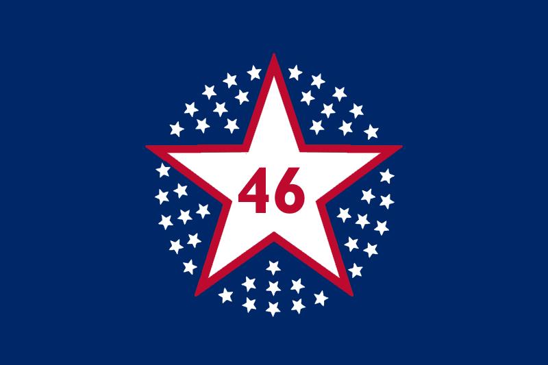 Flag of Sequoia - Bravura USA by LNucleus