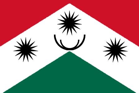 Flag of Sonora  - Bravura USA by LNucleus