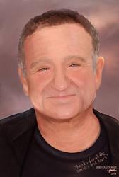Robin Williams by codewarriorcongrejo