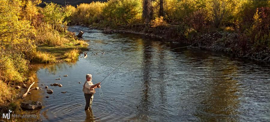 Fly fishing the weber river by mjohanson on deviantart for Weber river fishing