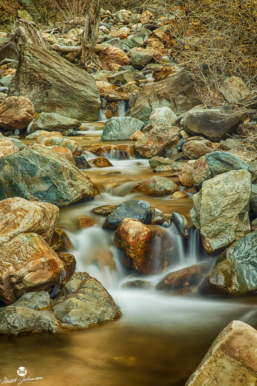 Autumn Rocks by mjohanson