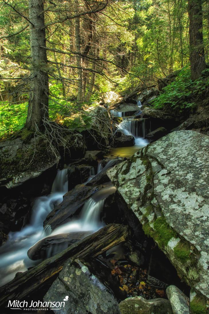 Late Summer Falls by mjohanson