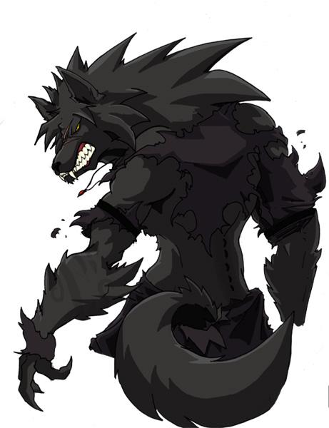 """Ember """"Shiroshii"""" Delacroix Werewolf_by_JLoneWolf"""