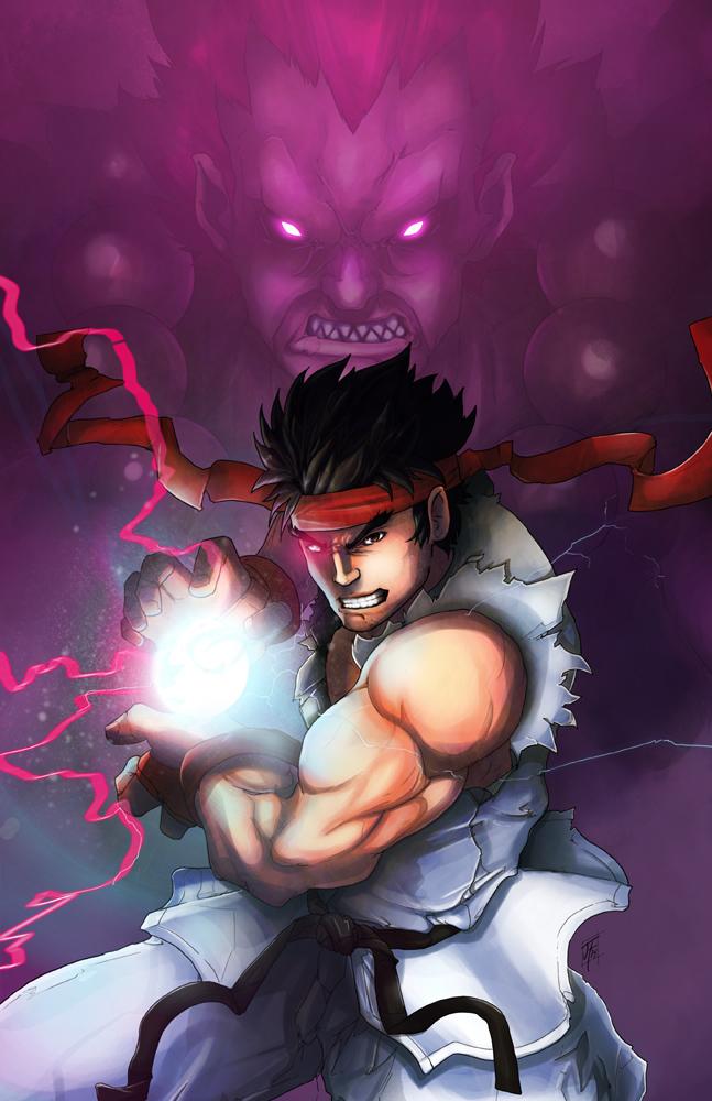 Ryu by JLoneWolf