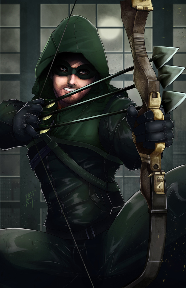 Arrow by JLoneWolf