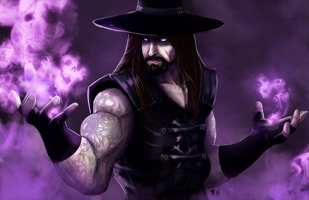 The Undertaker by JLoneWolf