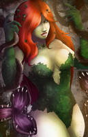 Poison Ivy by JLoneWolf