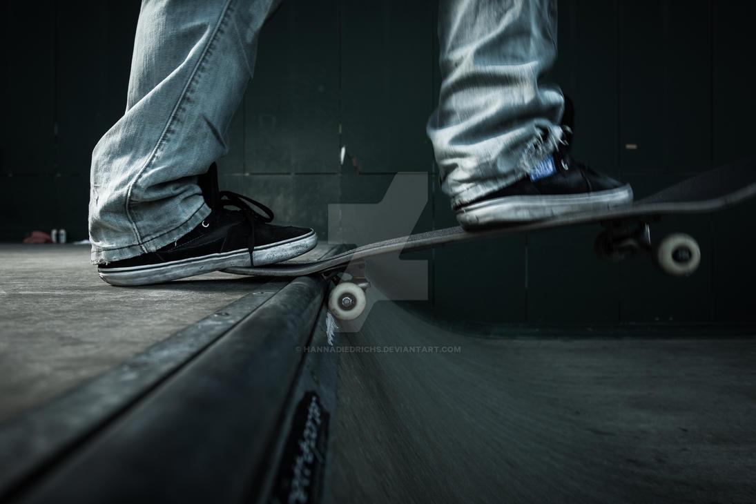 Skater / Detail by hannadiedrichs